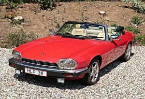 Looking for a classic car? How about a Jaguar XJS?