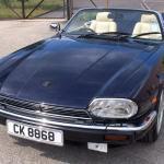 1989 XJS V12 Convertible
