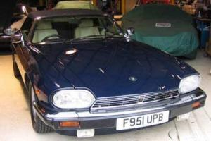 Jaguar XJS 1983 Convertible
