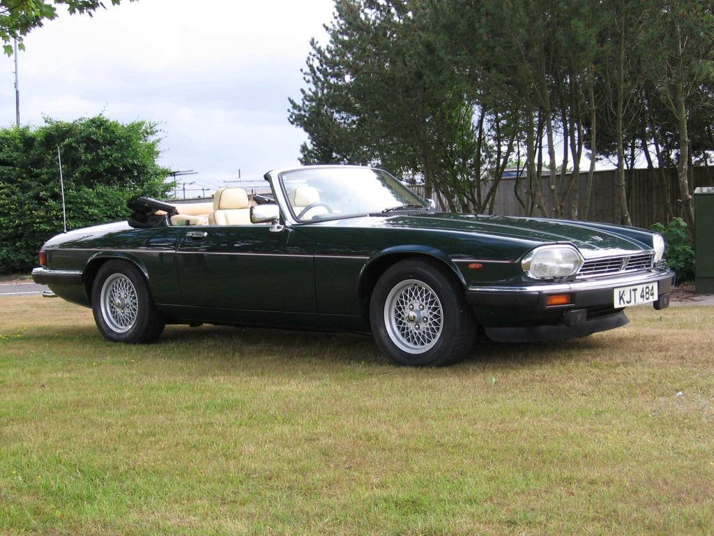 KWE Jaguar classic car restoration