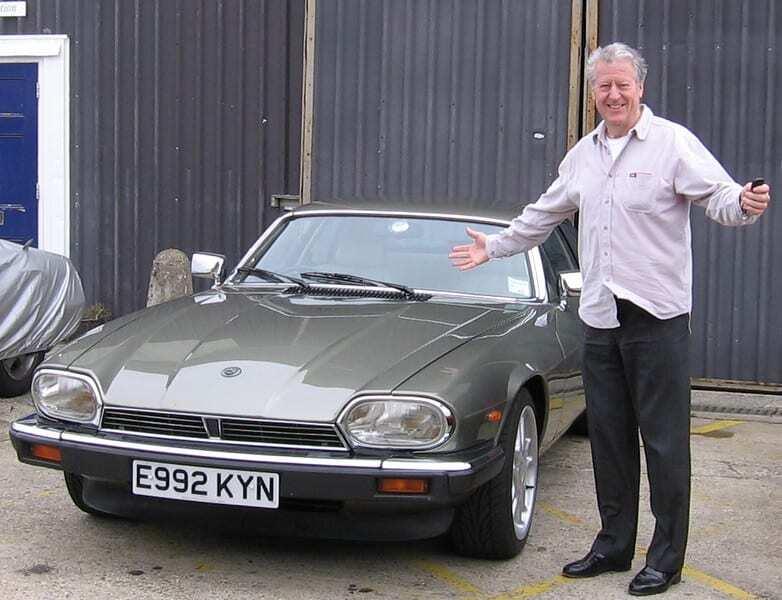 Jaguar XJS, KWE Jaguar