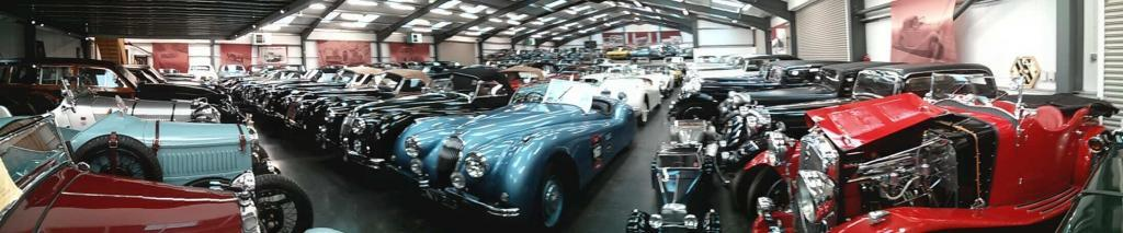 Dr James Hull's Jaguar Fleet