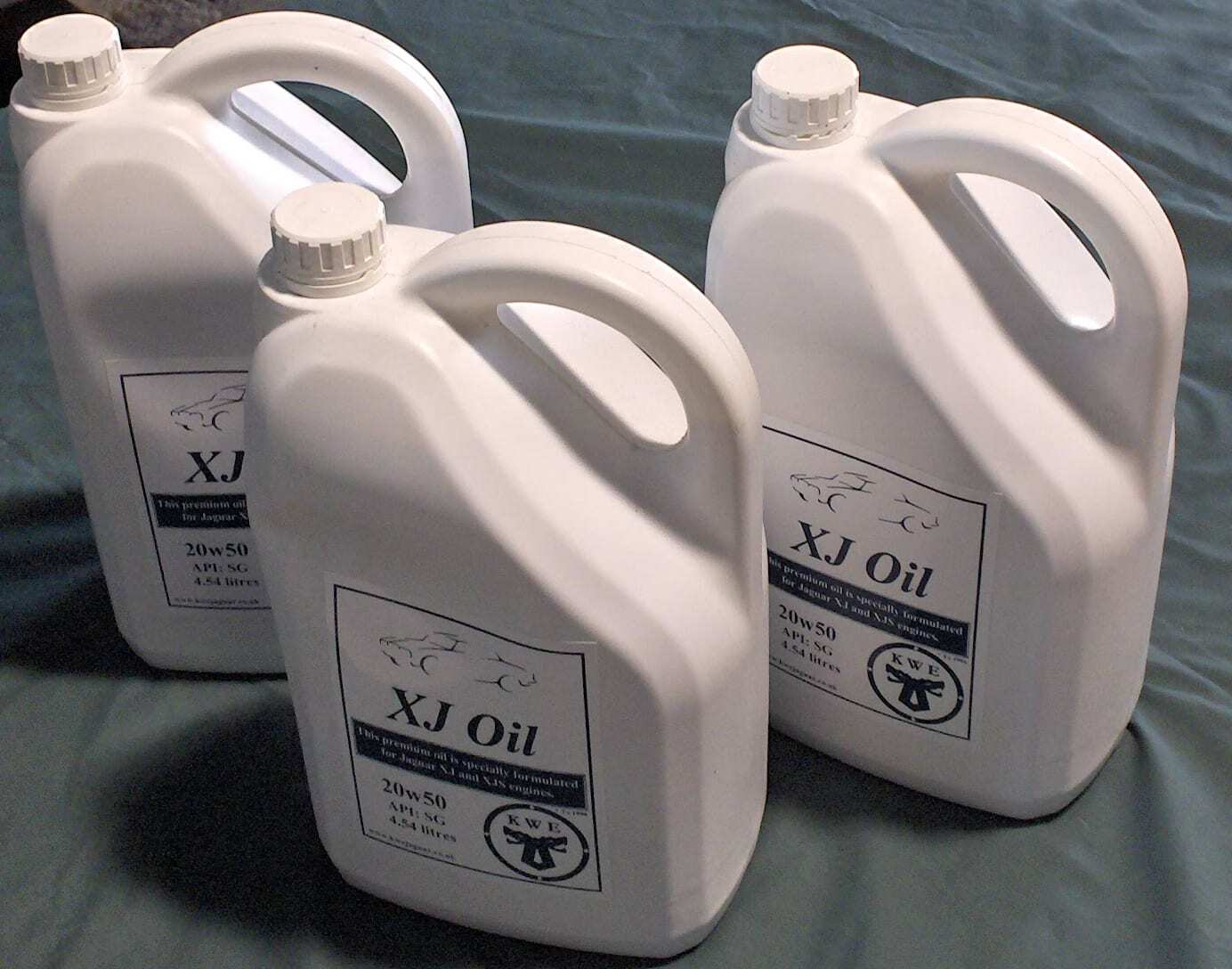 All you need to know about: Classic car engine oils - XJS