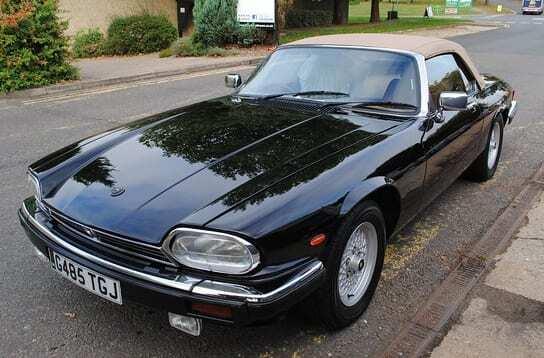 Jaguar XJS Jeremy