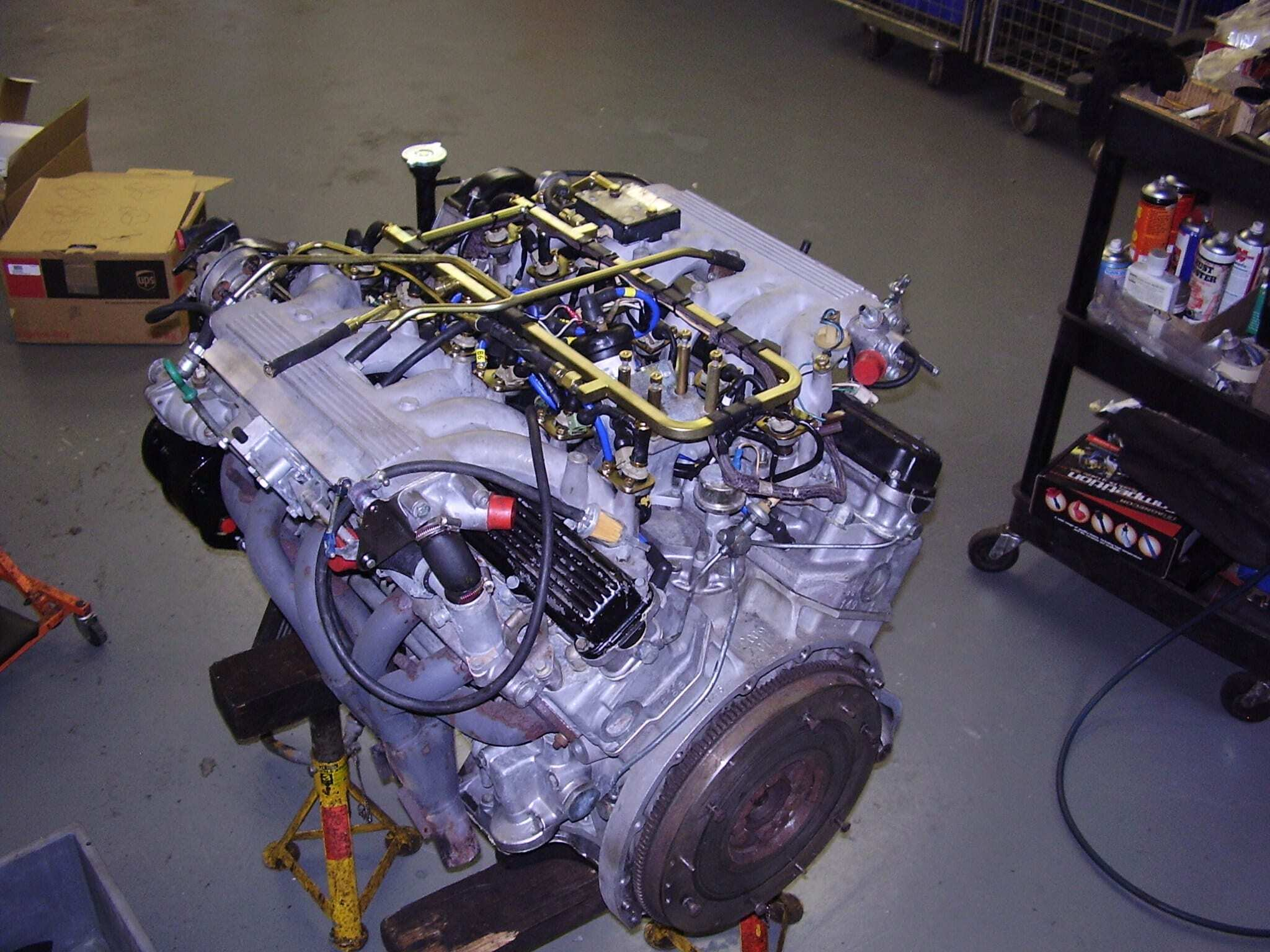 Lister Xjs Mkiii 7 Litre Sold Xj From Kwe Cars Engine Wiring Pa180018 Pa290014