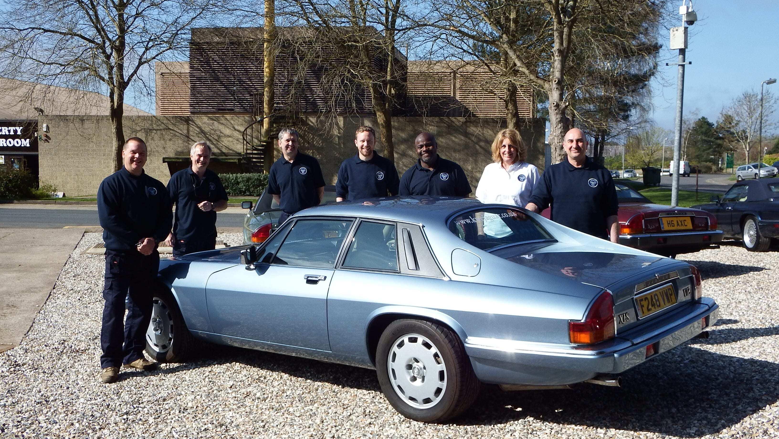 Tag Classic Jaguar Xjs Xjs Amp Xj From Kwe Cars
