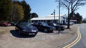 KWE Cars Jaguar classic motoring