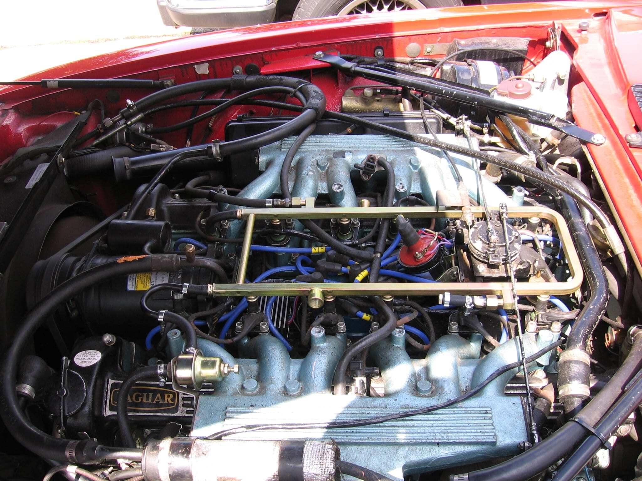 Coolant And Fuel Hoses Pitfalls And Solutions Xjs Amp Xj