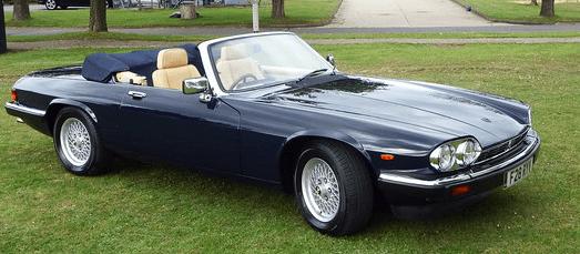 Car of the month: stunning 1988 Jaguar XJS V12 convertible ...