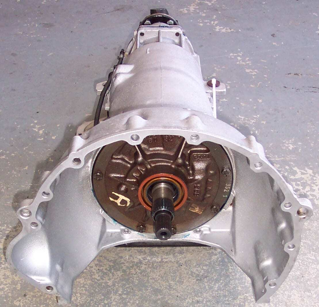 New technical note: Refilling the GM400 gearbox - XJS & XJ