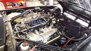 V12 XJS engine