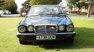 Finished 'better-than-new' XJ12