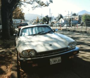 Rhett's Jaguar XJ-S