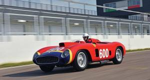 This ex-Juan Manuel Fangio 1956 Ferrari 290 MM sold for $28,050,000