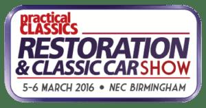 Restoration Classic Car Show