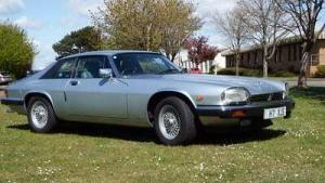 Fully restored Jaguar XJS V12 coupé