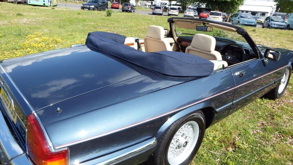 Jaguar XJS for Sale - J555