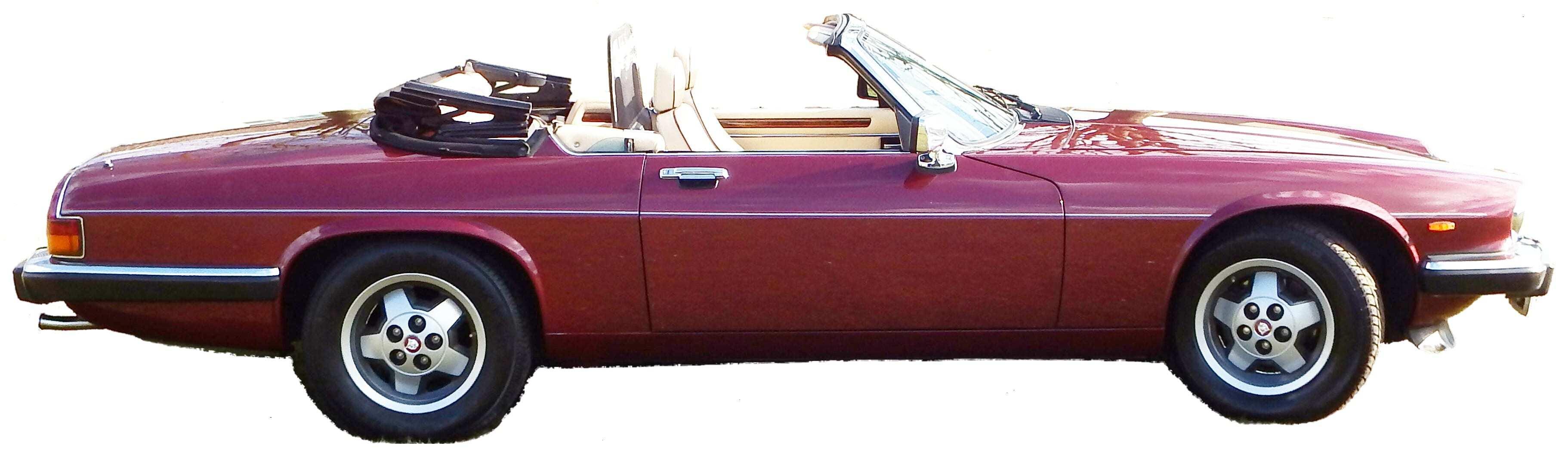 Jaguar XJS for sale - AIG 8876