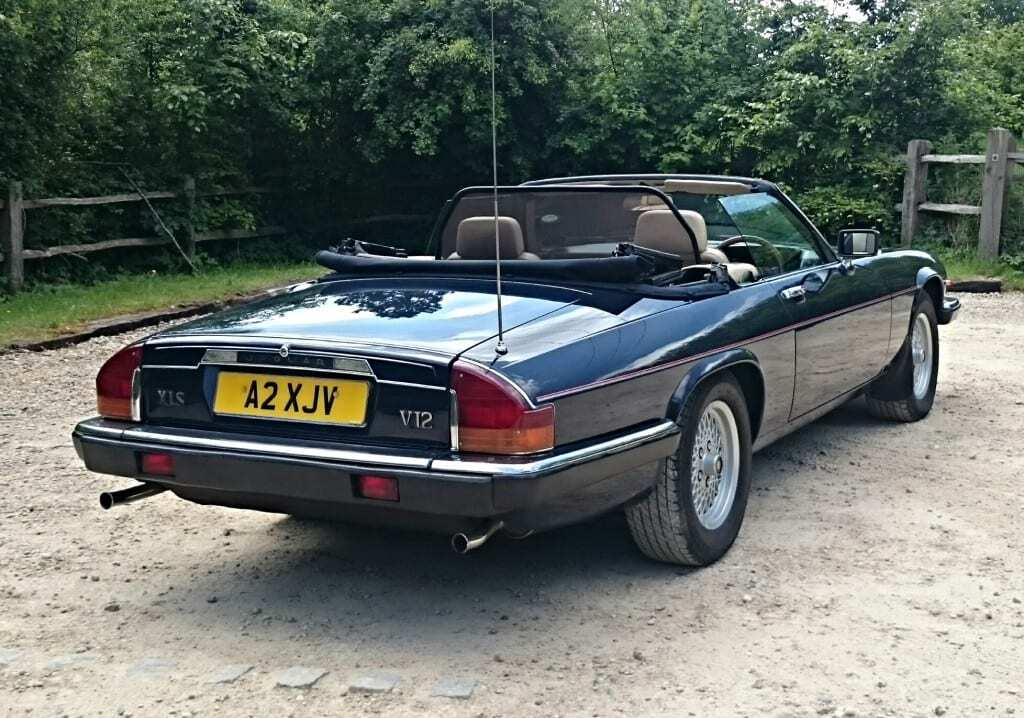 KWE Introducing the Jaguar XJS  XJS  XJ from KWE Cars