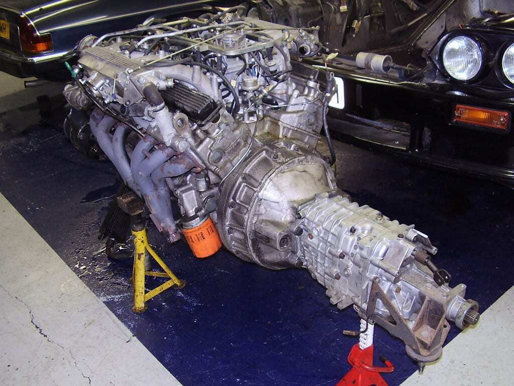 Kwe Introducing The Jaguar Xjs Xj From Cars Engine Wiring Click
