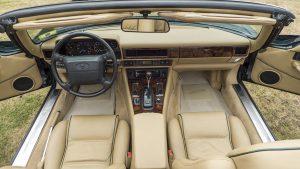 6 litre Convertible XJS