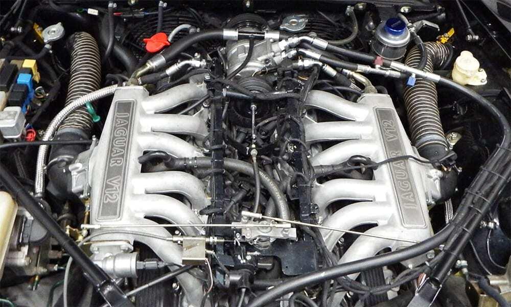 Jaguar pre facelift XJS 6 litre Engine Rebuild Complete DEM V12 Digital Engine Management Tuning